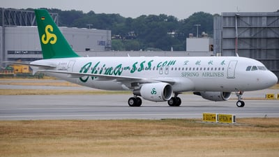 D-AXAX - Airbus A320-214 - Spring Airlines