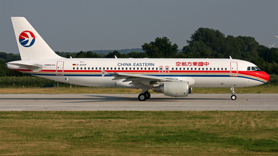 D-AVVF - Airbus A320-214 - China Eastern Airlines