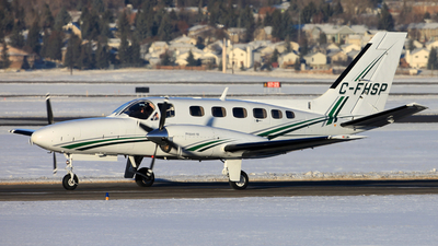 C-FHSP - Cessna 441 Conquest - Private