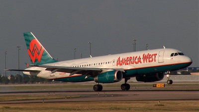 N660AW - Airbus A320-232 - America West Airlines