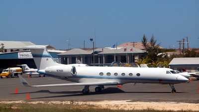 N780F - Gulfstream G-V - Private