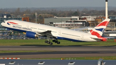 G-YMMM - Boeing 777-236(ER) - British Airways