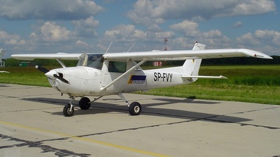 SP-FVY - Cessna 152 II - Private