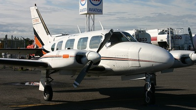 A picture of CFRKG - Piper PA31 - [31693] - © Luc Brousseau