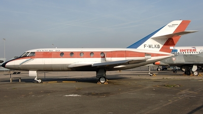 F-WLKB - Dassault Falcon 20 - Dassault Aviation