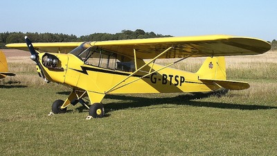 G-BTSP - Piper J-3C-65 Cub - Private