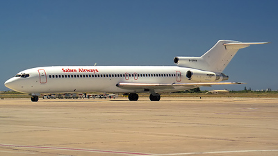 G-OPMN - Boeing 727-225(Adv) - Sabre Airlines