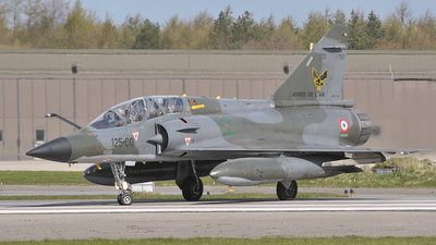 370 - Dassault Mirage 2000 - France - Air Force