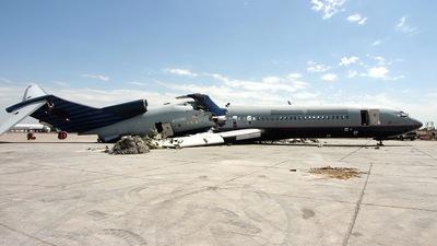N7278U - Boeing 727-222(Adv) - United Airlines