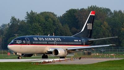 N383US - Boeing 737-3B7 - US Airways