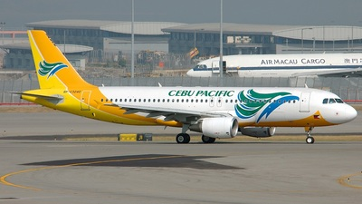 RP-C3240 - Airbus A320-214 - Cebu Pacific Air