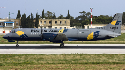 LX-WAO - British Aerospace ATP-F(LFD) - West Air Europe