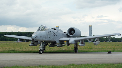 81-0952 - Fairchild OA-10A Thunderbolt II - United States - US Air Force (USAF)