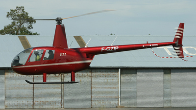 A picture of FGZIP - Robinson R44 Raven II - [12158] - © Alexandre Fevrier