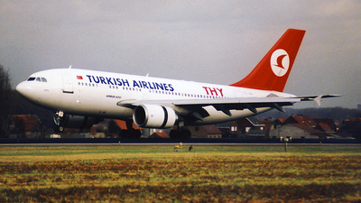 TC-JDC - Airbus A310-304 - THY Turkish Airlines