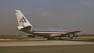 N9664 - Boeing 747-123 - American Airlines