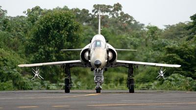 FAE930 - IAI Kfir C2 - Ecuador - Air Force