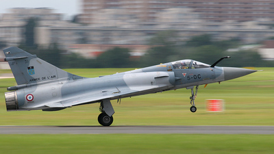 36 - Dassault Mirage 2000C - France - Air Force