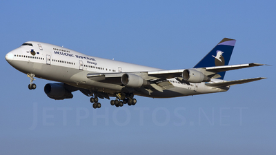 SX-TIC - Boeing 747-281B - Hellenic Imperial Airways