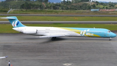 HK-4374X - McDonnell Douglas MD-82 - West Caribbean Airways
