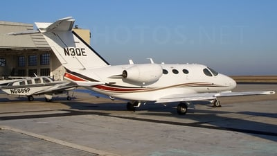 N3QE - Cessna 510 Citation Mustang - Private