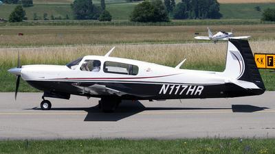 A picture of N117HR - Mooney M20R - [290361] - © HansAir