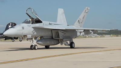 166777 - Boeing F/A-18E Super Hornet - United States - US Navy (USN)
