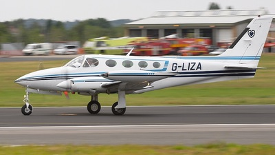 G-LIZA - Cessna 340A - Private