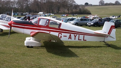 A picture of GAYLL - Jodel DR1050 Ambassadeur - [11] - © Paul Chandler