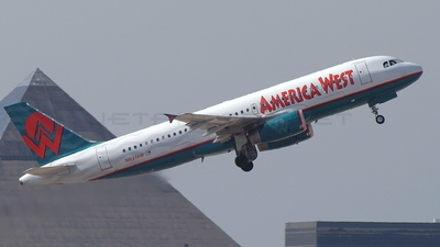 N627AW - Airbus A320-231 - America West Airlines