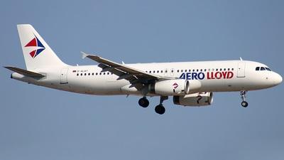 D-ALAT - Airbus A320-232 - Aero Lloyd