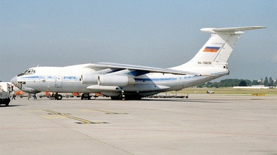 RA-76638 - Ilyushin IL-76MD - Russia - Air Force