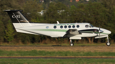 A picture of C52 - Beech B200GT Super King Air - [BY19] - © Alejandro Torres