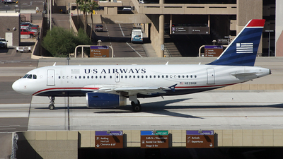 N839AW - Airbus A319-132 - US Airways (America West Airlines)
