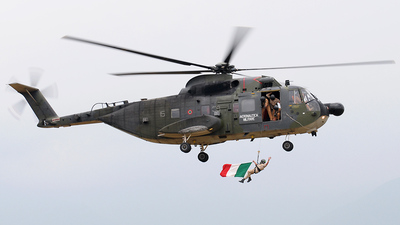 MM81350 - Sikorsky HH-3F Pelican - Italy - Air Force