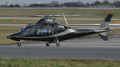 A picture of GHBEK - Agusta A109C - [7633] - © Martyn Gill