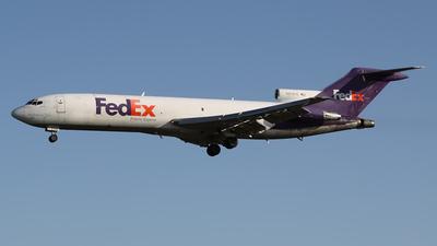 N272FE - Boeing 727-233(Adv)(F) - FedEx