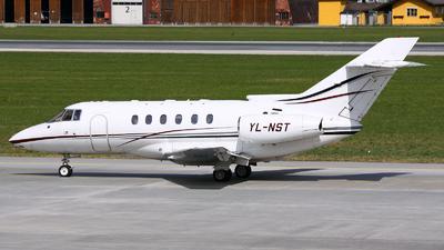 YL-NST - Raytheon Hawker 800XP - PAREX Aviation
