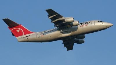 N525XJ - British Aerospace Avro RJ85 - Northwest Airlink (Mesaba Airlines)