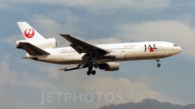 JAA JAPAN ASIA  DC 10 40   JA8535