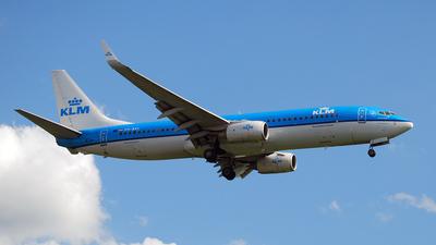PH-BXL - Boeing 737-8K2 - KLM Royal Dutch Airlines