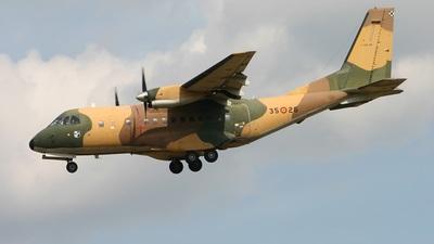 T.19B-08 - CASA CN-235M-100 - Spain - Air Force