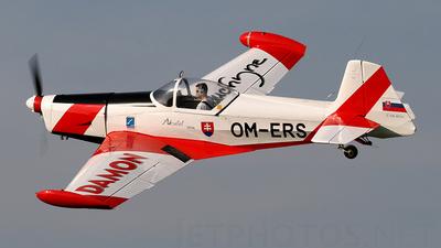 OM-ERS - Zlin 526AFS-V - Aero Club - Bratislava