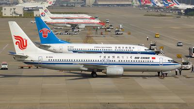 B-5311 - Boeing 737-8Q8 - Air China