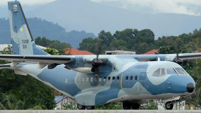 TU-DB-501 - CASA CN-235M-100 - Brunei - Air Force