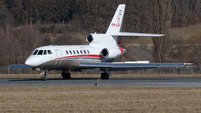 PH-LSV - Dassault Falcon 50EX - Solid Air