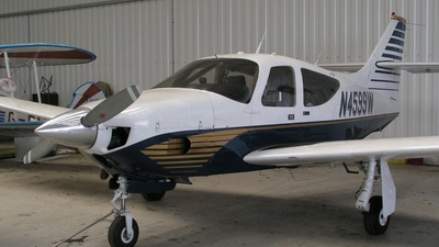 N4599W - Rockwell Commander 112TC - Private