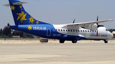4X-ATO - ATR 42-320 - Israir