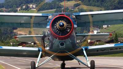 LY-MHC - PZL-Mielec An-2R - Private