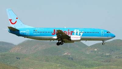 OO-TUB - Boeing 737-4K5 - Jetairfly